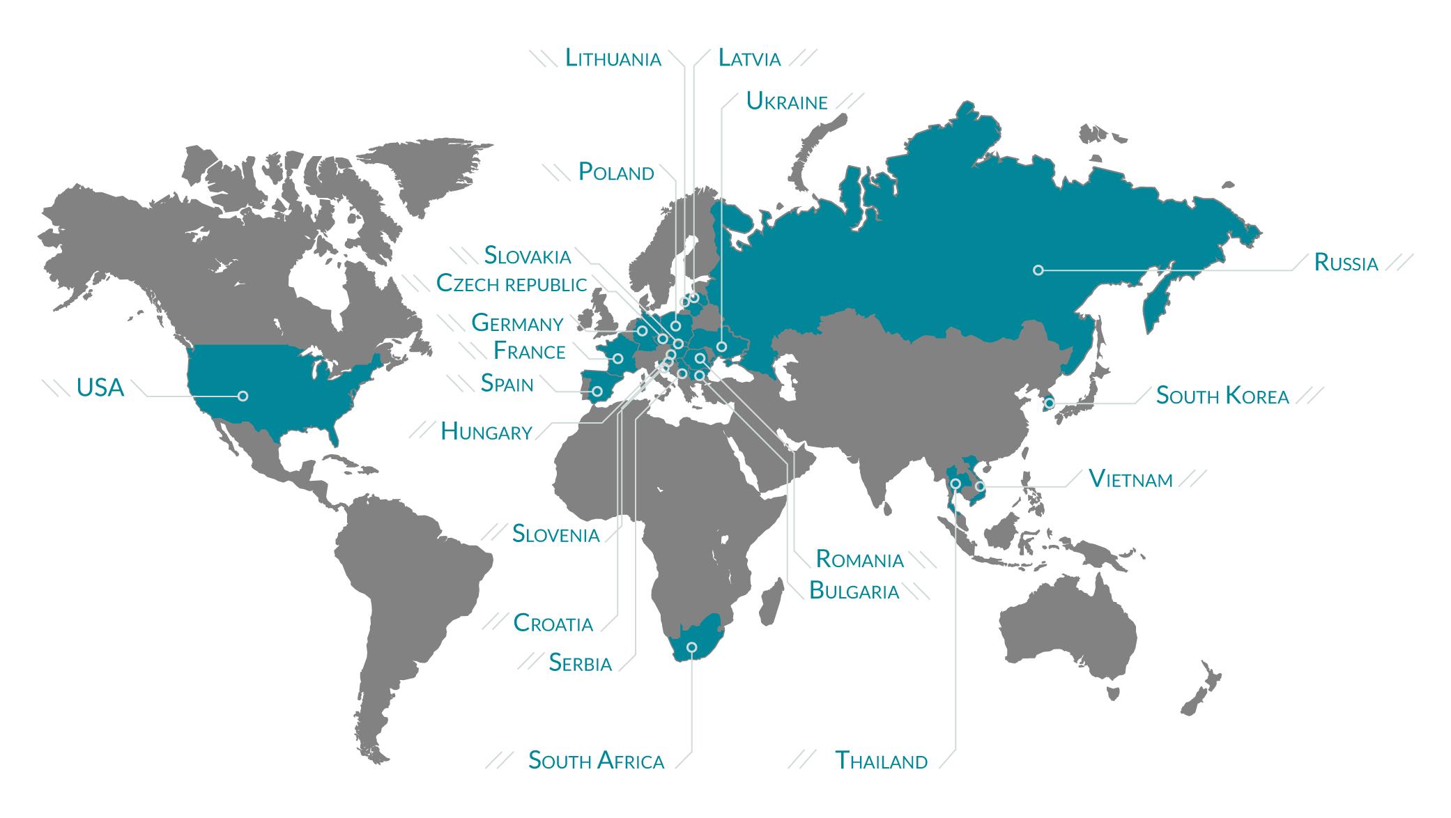 Mapa badania