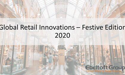 Retail Innovations – Festive Edition 2020