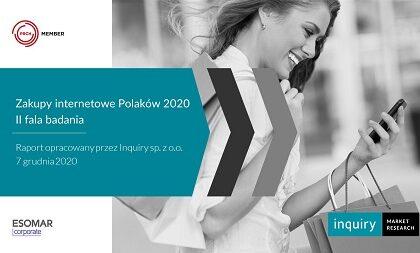 Zakupy internetowe Polaków 2020